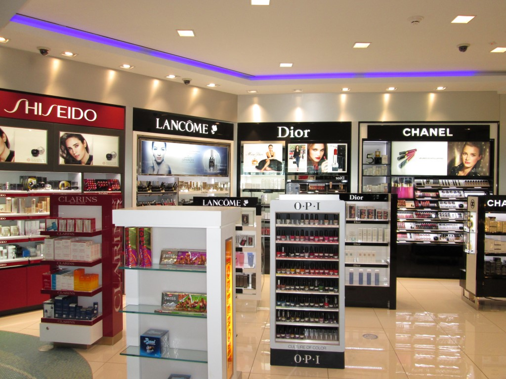 Duty free americas san terminal 2 east space 102 for Michaels craft store san diego
